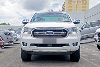 2020 Ford Ranger PX MkIII 2020.75MY XLT White 6 Speed Sports Automatic Double Cab Pick Up.
