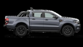 2021 Ford Ranger PX MkIII Sport Meteor Grey 6 Speed Automatic Pick Up.