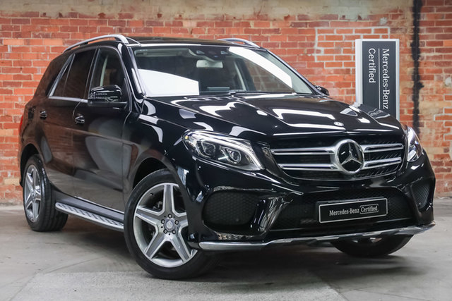 Certified Pre-Owned Mercedes-Benz GLE-Class W166 807MY GLE250 d 9G-Tronic 4MATIC Mulgrave, 2016 Mercedes-Benz GLE-Class W166 807MY GLE250 d 9G-Tronic 4MATIC Obsidian Black 9 Speed