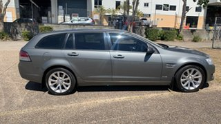 2011 Holden Berlina VE II Grey 6 Speed Automatic Sportswagon.