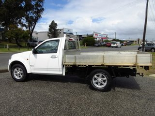 2012 Great Wall V200 K2 (4x4) White 6 Speed Manual Cab Chassis