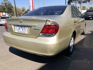 2004 Toyota Camry ACV36R Upgrade Altise Platinum 4 Speed Automatic Sedan