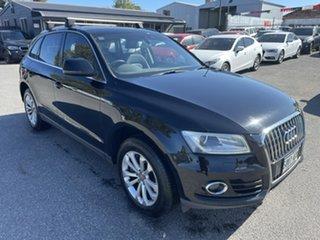 2013 Audi Q5 8R MY13 TDI S Tronic Quattro Black 7 Speed Sports Automatic Dual Clutch Wagon.