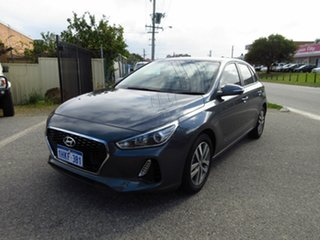 2018 Hyundai i30 PD Active Grey 6 Speed Auto Sequential Hatchback