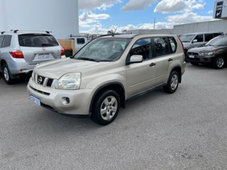 2010 Nissan X-Trail T31 MY10 ST (4x4) Gold 6 Speed CVT Auto Sequential Wagon.