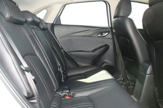 2021 Mazda CX-3 DK2W7A Akari SKYACTIV-Drive FWD Snowflake White Pearl 6 Speed Sports Automatic Wagon