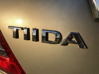 2006 Nissan Tiida C11 ST 4 Speed Automatic Sedan