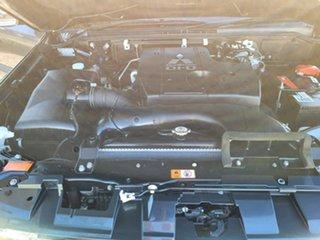 2015 Mitsubishi Pajero NX MY16 Exceed Bronze 5 Speed Sports Automatic Wagon