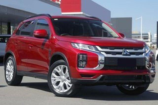 New Mitsubishi ASX XD MY21 ES Plus 2WD Maitland, 2021 Mitsubishi ASX XD MY21 ES Plus 2WD White 1 Speed Constant Variable Wagon