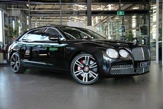 2015 Bentley Flying Spur 3W MY15 AWD Black 8 Speed Sports Automatic Sedan.