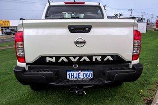 2021 Nissan Navara D23 MY21 SL White Diamond 7 Speed Sports Automatic Utility.