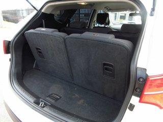 2013 Hyundai Santa Fe DM Active (4x4) White 6 Speed Automatic Wagon