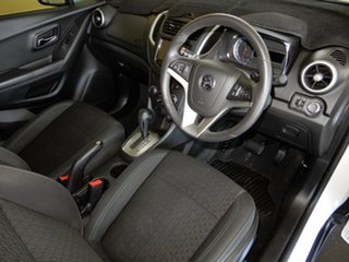 2014 Holden Trax TJ MY15 LS White 6 Speed Automatic Wagon