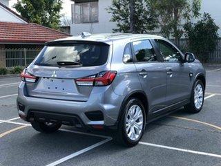 2019 Mitsubishi ASX XD MY20 ES 2WD Grey 1 Speed Constant Variable Wagon.