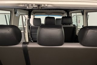 2017 Toyota Landcruiser VDJ78R Workmate Troopcarrier French Vanilla 5 speed Manual Wagon