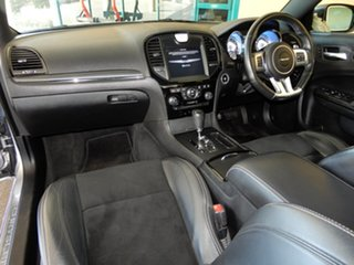 2015 Chrysler 300 SRT8 Core Satin Vapour Silver 5 Speed Automatic Sedan.