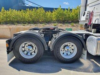 2014 Mack Superliner Superliner Truck White Prime Mover