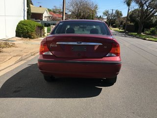 2003 Ford Focus LR MY2003 CL Red 5 Speed Manual Sedan