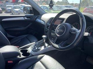 2013 Audi Q5 8R MY13 TDI S Tronic Quattro Black 7 Speed Sports Automatic Dual Clutch Wagon