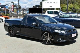 2014 Ford Falcon FG MK2 XR6T Black 6 Speed Manual Utility.
