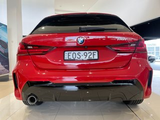 2020 BMW 1 Series F40 118i DCT Steptronic M Sport Melbourne Red 7 Speed Sports Automatic Dual Clutch