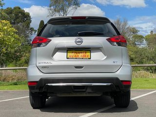 2018 Nissan X-Trail T32 Series II ST X-tronic 4WD Silver 7 Speed Constant Variable Wagon