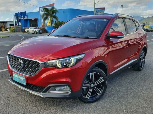 Used MG ZS AZS1 Excite 2WD Bungalow, 2018 MG ZS AZS1 Excite 2WD Red 4 Speed Automatic Wagon