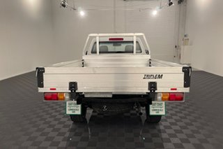 2013 Holden Colorado RG MY13 LX 4x2 Summit White 6 speed Automatic Cab Chassis