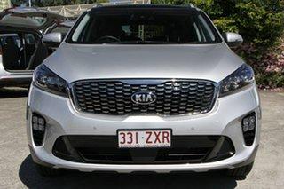 2019 Kia Sorento UM MY20 GT-Line Silver 8 Speed Sports Automatic Wagon.