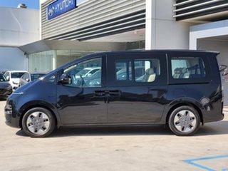 2021 Hyundai Staria US4.V1 MY22 Highlander AWD Blue 8 Speed Sports Automatic Wagon