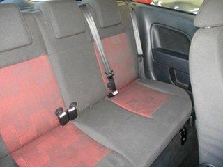 2007 Ford Fiesta WQ Zetec Black 5 Speed Manual Hatchback