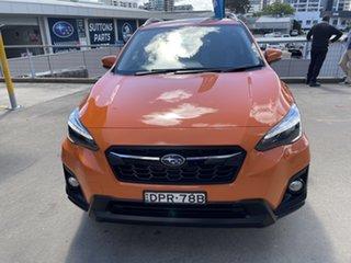2017 Subaru XV MY17 2.0I-S Orange Automatic Wagon