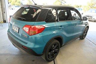 2016 Suzuki Vitara LY S Turbo 2WD Blue 6 Speed Sports Automatic Wagon