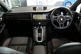 2019 Porsche Macan 95B MY19 PDK AWD Grey 7 Speed Sports Automatic Dual Clutch Wagon