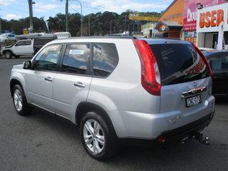 2011 Nissan X-Trail T31 MY11 ST-L (4x4) Silver 6 Speed CVT Auto Sequential Wagon.