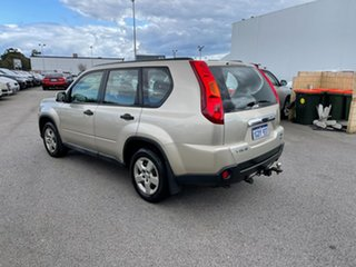 2010 Nissan X-Trail T31 MY10 ST (4x4) Gold 6 Speed CVT Auto Sequential Wagon