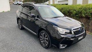 2016 Subaru Forester S4 MY16 XT CVT AWD Premium Black 8 Speed Constant Variable Wagon.