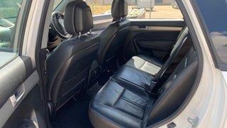 2010 Kia Sorento XM MY11 SLi (4x4) White 6 Speed Automatic Wagon
