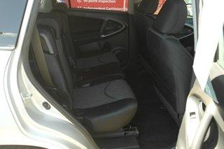 2012 Toyota RAV4 ACA38R MY12 CV 4x2 Silver 4 Speed Automatic Wagon