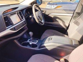 2016 Toyota Kluger GSU55R GX AWD Crystal Pearl 6 Speed Sports Automatic Wagon.