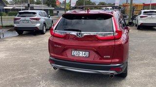 2019 Honda CR-V RW MY19 VTi FWD Red 1 Speed Constant Variable Wagon.