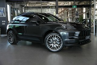 2019 Porsche Macan 95B MY19 PDK AWD Grey 7 Speed Sports Automatic Dual Clutch Wagon.
