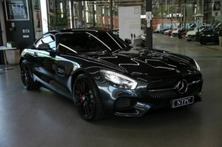 2016 Mercedes-Benz AMG GT C190 807MY SPEEDSHIFT DCT Grey 7 Speed Sports Automatic Dual Clutch Coupe