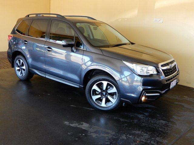 Used Subaru Forester MY18 2.5I-L Toowoomba, 2017 Subaru Forester MY18 2.5I-L Grey Continuous Variable Wagon