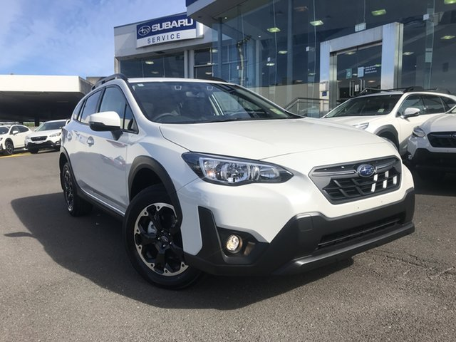 New Subaru XV G5X MY21 2.0i-L Lineartronic AWD Brookvale, 2021 Subaru XV G5X MY21 2.0i-L Lineartronic AWD Crystal White 7 Speed Constant Variable Wagon