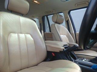 2007 Land Rover Range Rover MY07 Vogue V8 Izmir Blue 6 Speed Auto Sequential Wagon