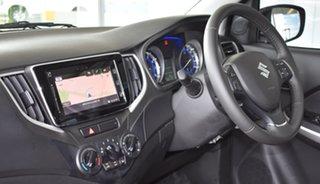 2021 Suzuki Baleno EW Series II GL White 4 Speed Automatic Hatchback