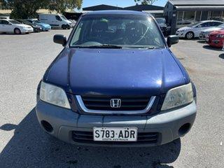2001 Honda CR-V Classic 4WD Blue 4 Speed Automatic Wagon.