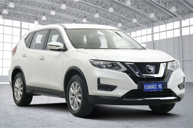 Used Nissan X-Trail T32 Series II ST X-tronic 2WD Victoria Park, 2020 Nissan X-Trail T32 Series II ST X-tronic 2WD White 7 Speed Constant Variable Wagon
