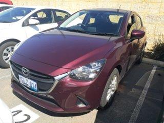 2018 Mazda 2 DJ MY17 Maxx 6 Speed Automatic Hatchback.